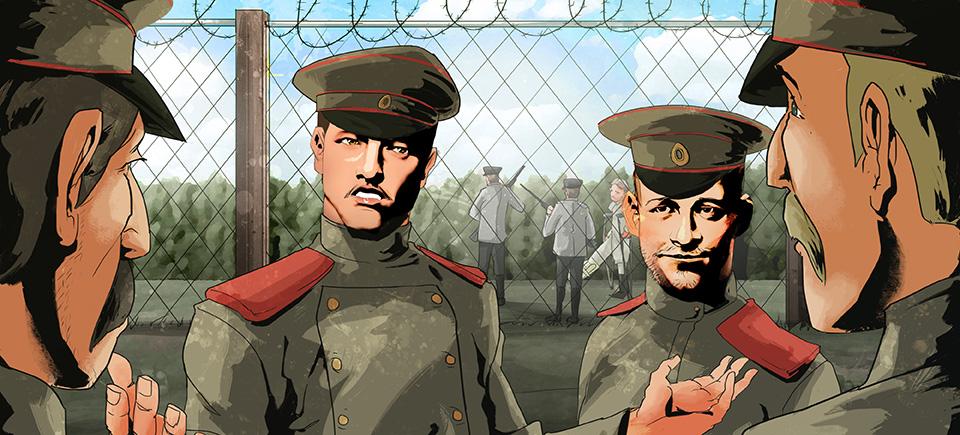 Le journal de Rose et la Grande Guerre : le tout dernier chapitre
