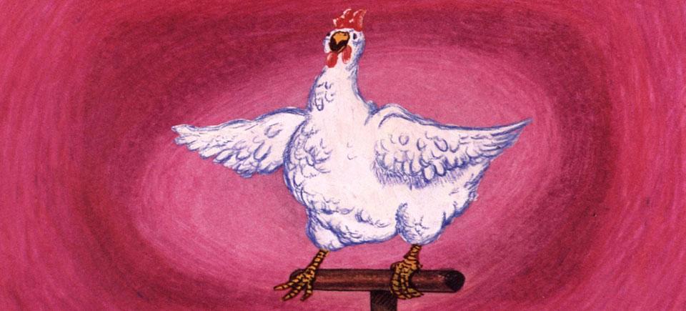Insolite | Quatre poules en liberté à l'ONF!