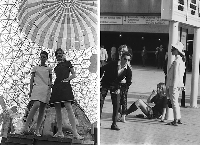 À la mode d'Expo 67