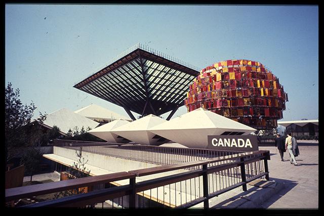 PavillonsExpo67_Canada_photoRogerLaRoche