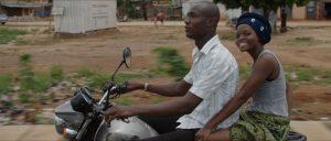 David Hiamabe et Aimée Tenu, Lomé, Togo