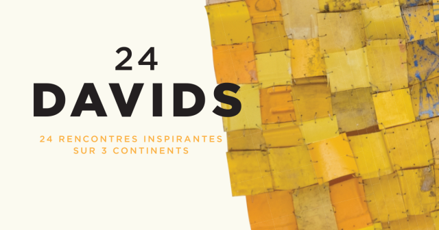 Le documentaire « 24 Davids » de Céline Baril