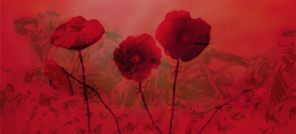 Vimy retrouvé  La Première Guerre mondiale en couleurs