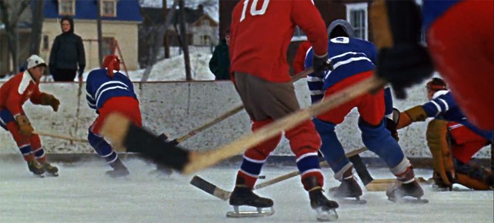 5 films de l'ONF pour les mordu(e)s de hockey ?