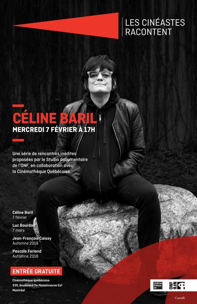 Les cinéastes racontent (Céline Baril)
