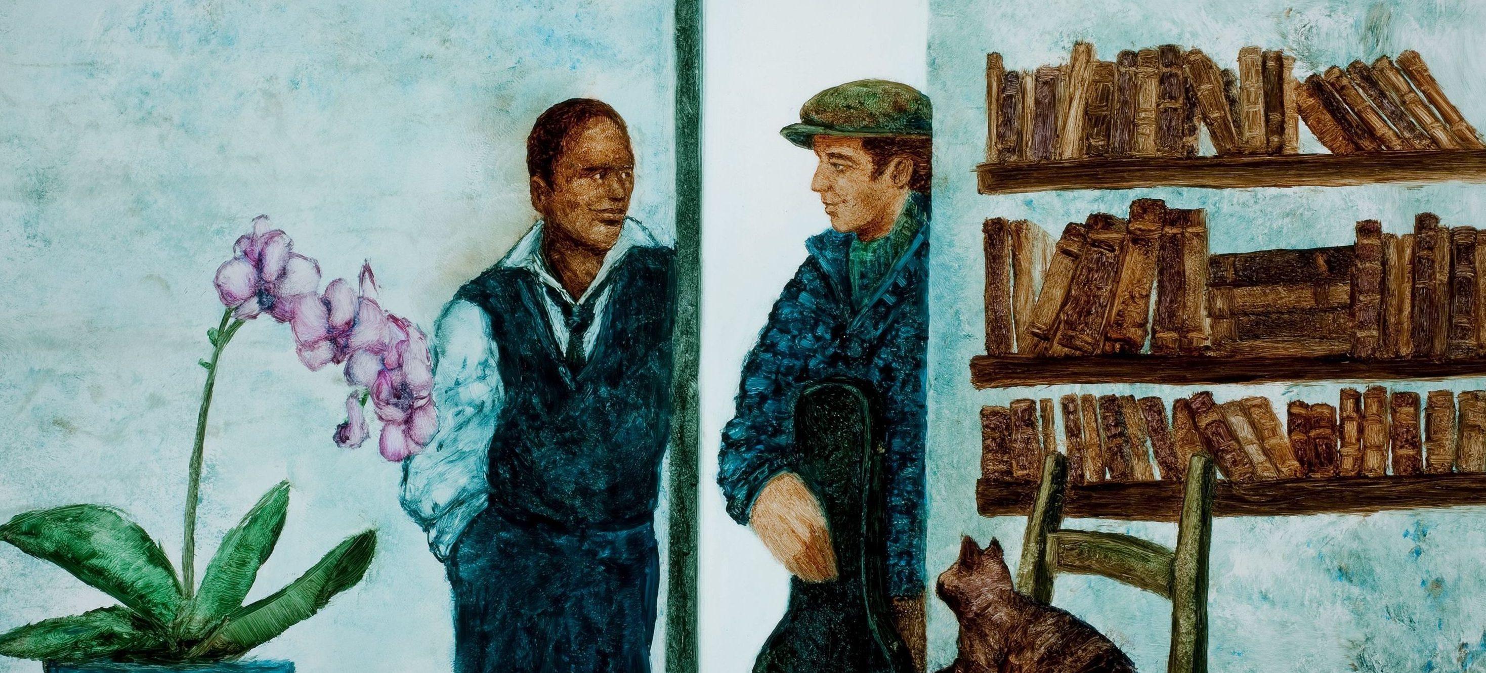 L'improbable amitié entre Félix Leclerc et un ingénieur-chimiste jamaïcain