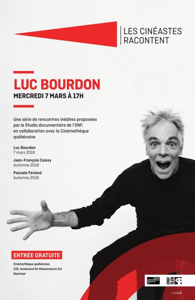 Les cinéastes racontent (Luc Bourdon)