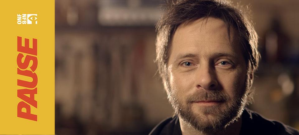 Pause ONF | Premier épisode : Patrick Bouchard