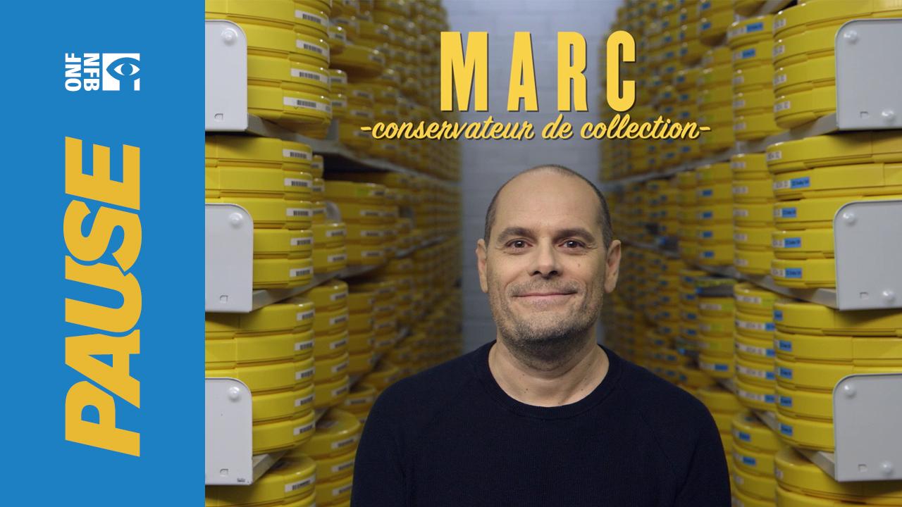 Pause ONF avec Marc St-Pierre
