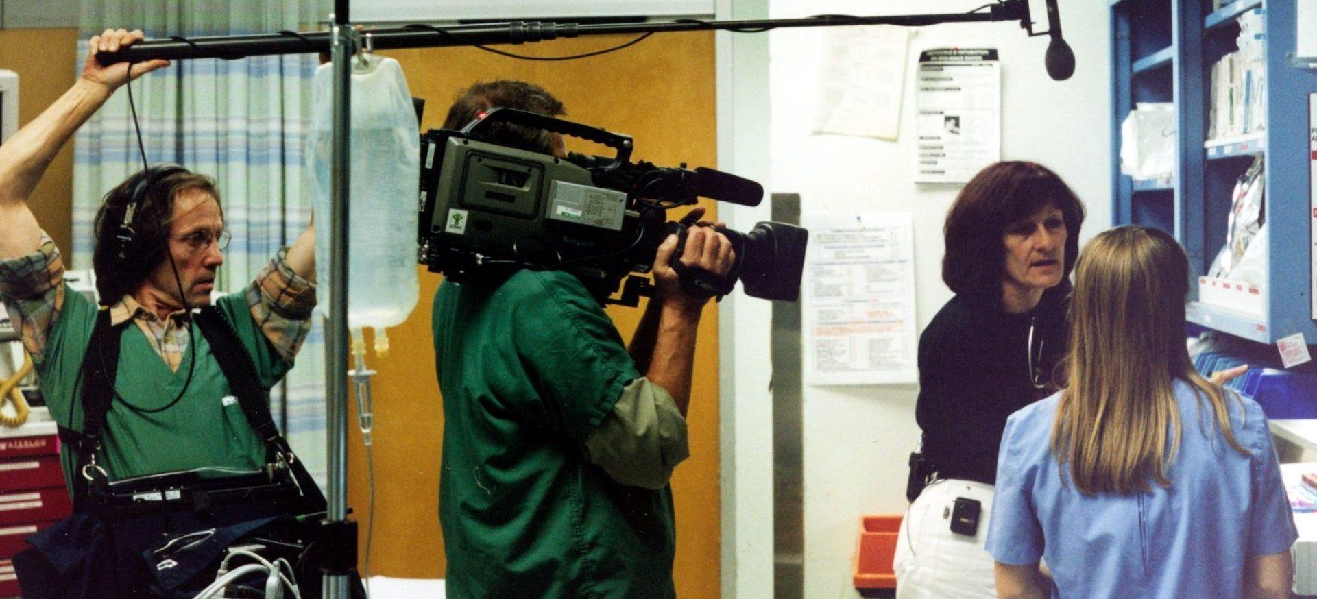 Un documentaire percutant sur le travail du personnel infirmier