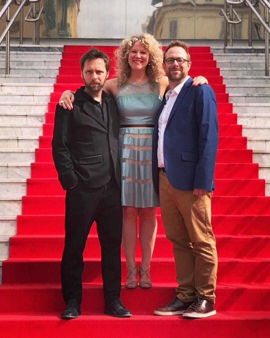 Patrick Bouchard, Julie Roy et Olivier Calvert