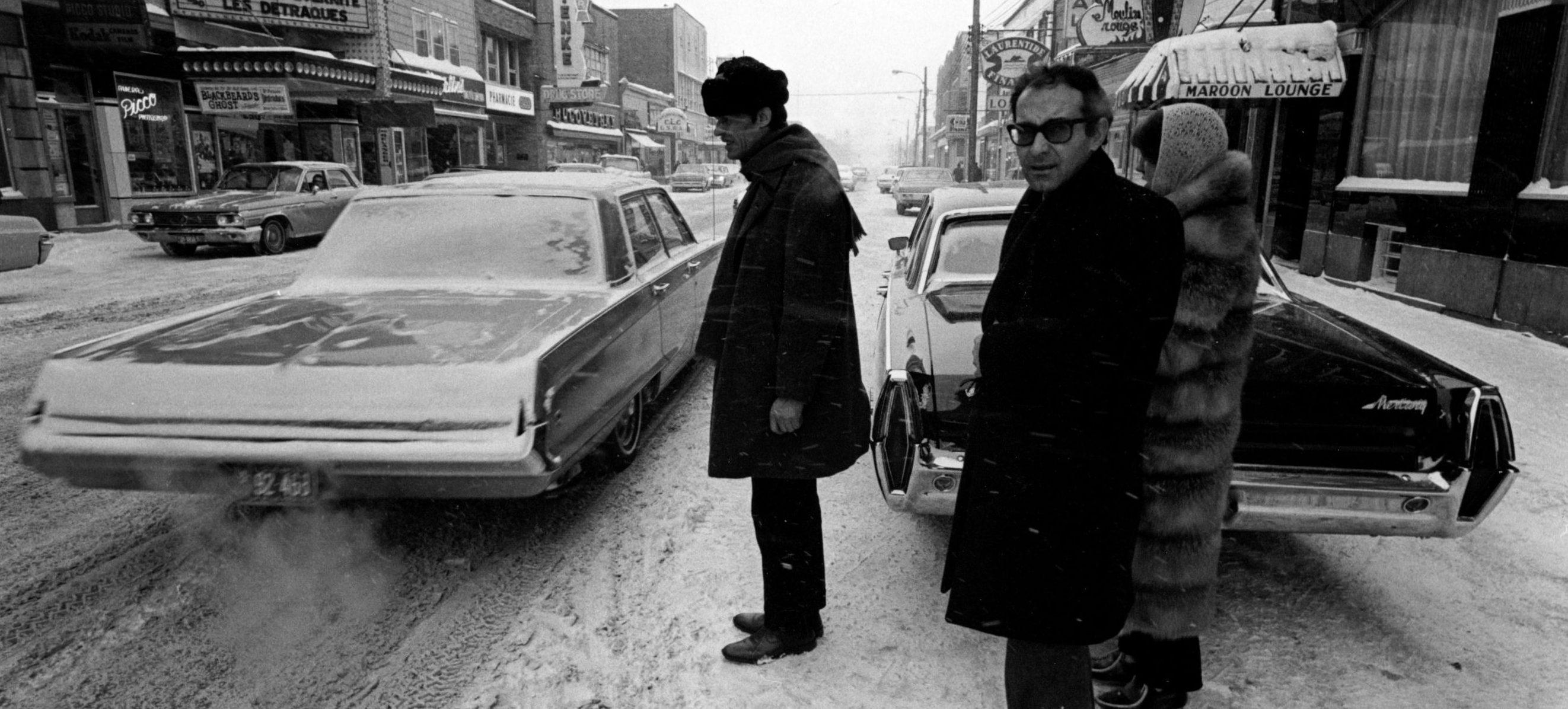 Mai 68 et le passage de Jean-Luc Godard au Québec