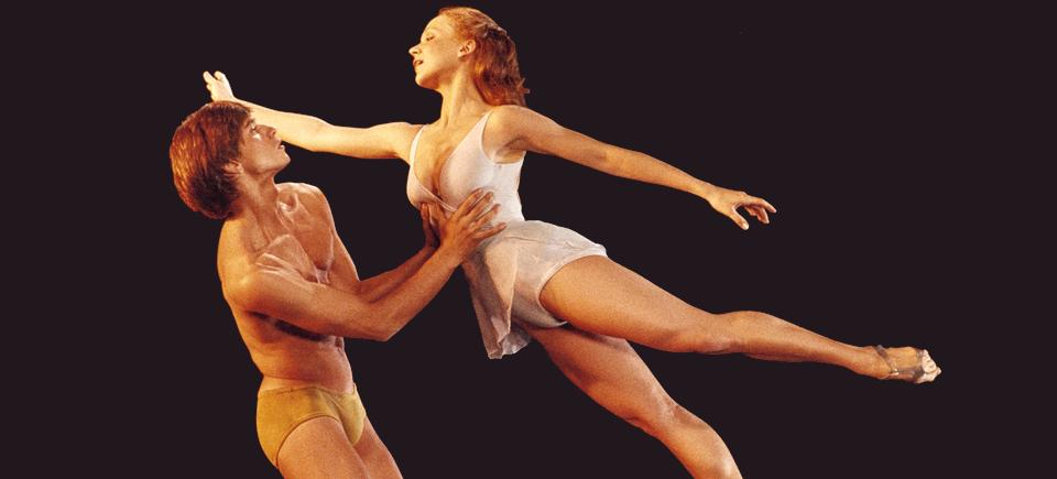 Un ballet inspiré par Norman McLaren