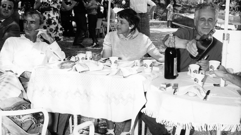 L'ONF et le Festival d'Annecy, une relation qui dure depuis plus de 50 ans