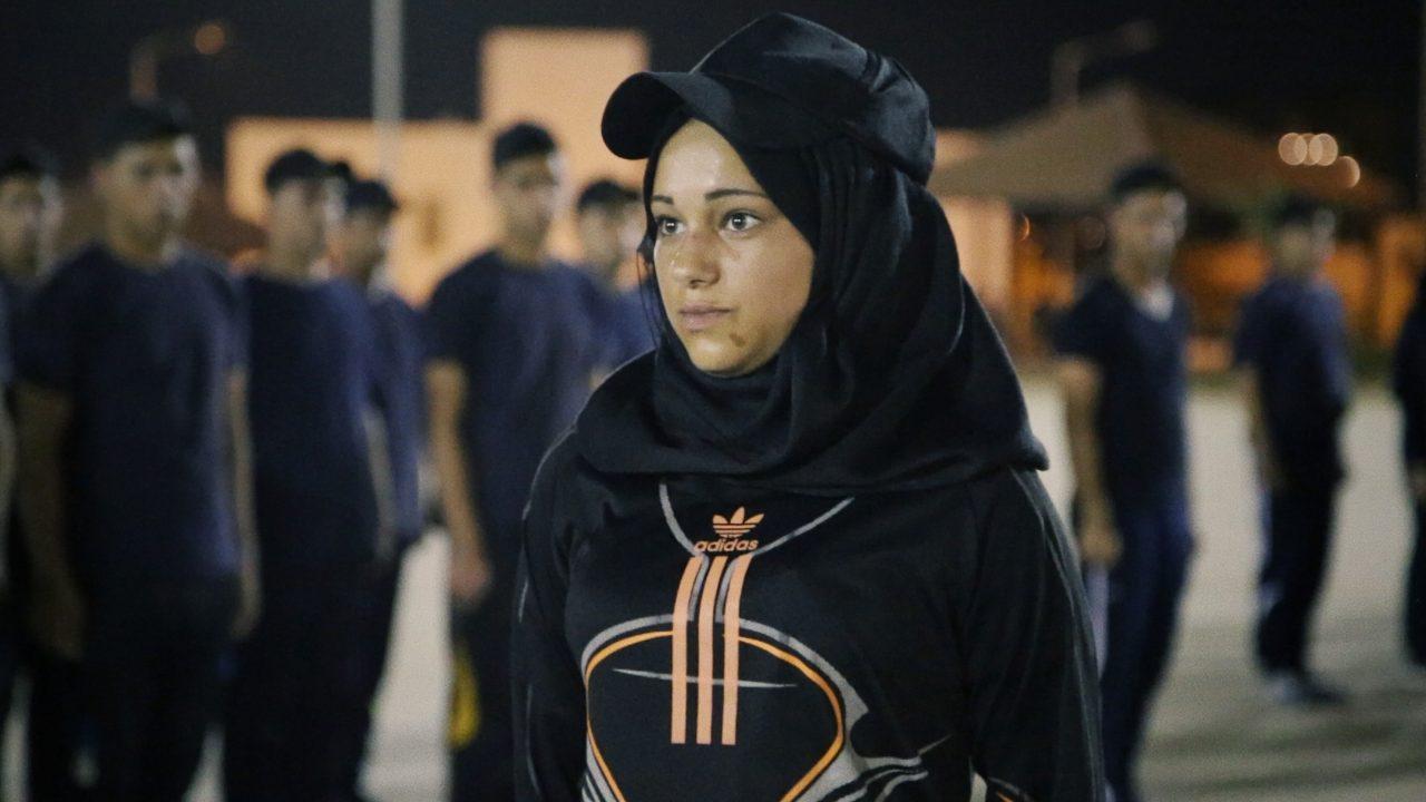 Documentaire : Walaa, policière envers et contre tous