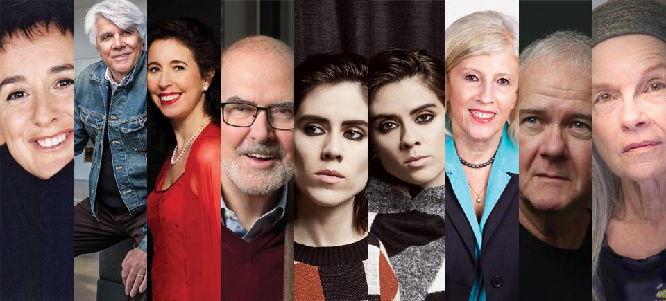 Prix du GG pour les arts du spectacle | Découvrez les films des lauréats et lauréates 2018