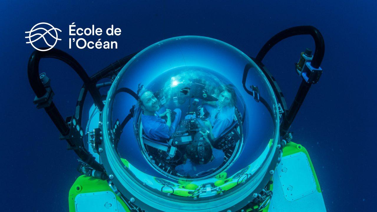 École de l'Océan : Une salle de classe au fond des mers