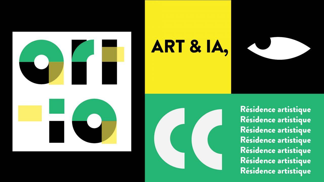 Art & IA, résidence artistique en recherche/création et intelligence artificielle | Appel à candidatures