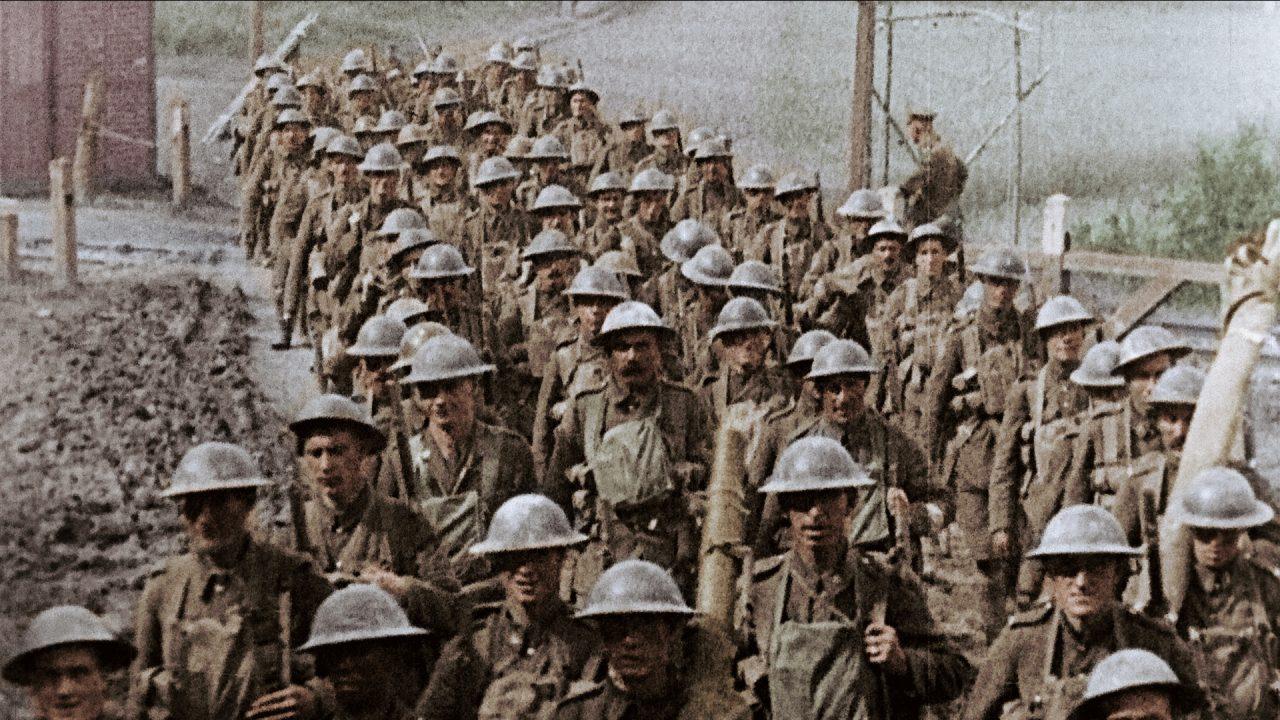 Cette semaine sur ONF.ca : Il y a 100 ans se terminait la Première Guerre mondiale