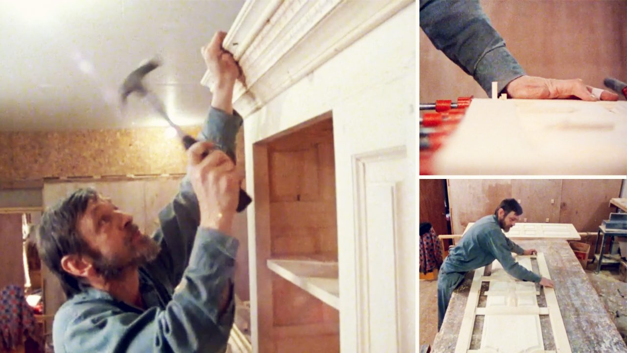 #MonONF : Le discours de l'armoire, un « documentaire culte » pour beaucoup d'artisans