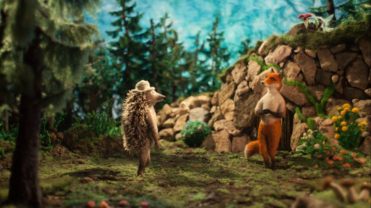 Mini-leçon – La maison du hérisson