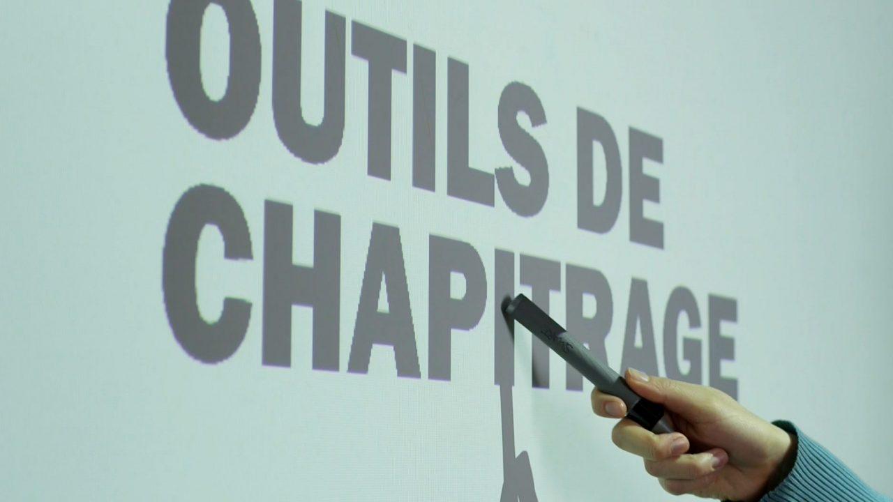 CAMPUS : comment créer des chapitres
