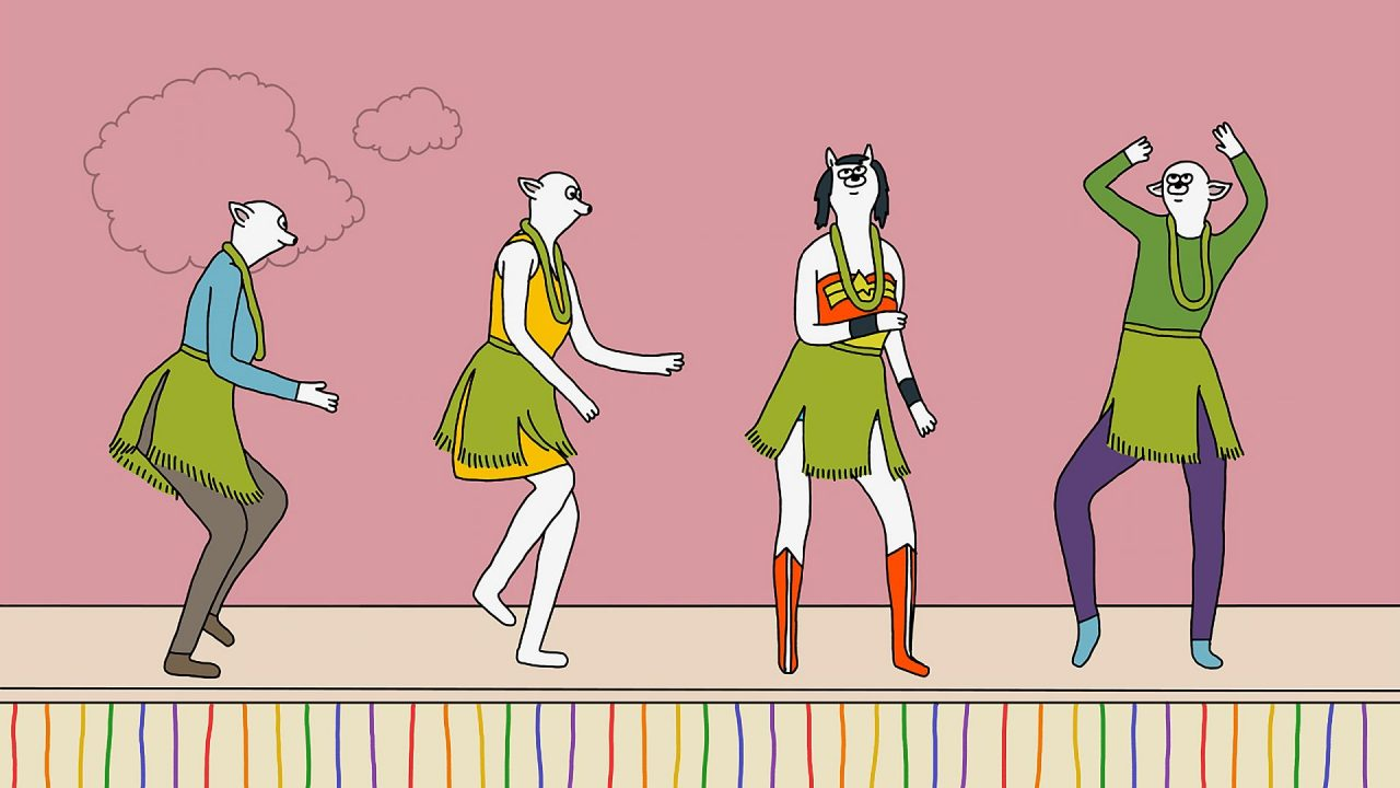 Mini-leçon – J'aime les filles
