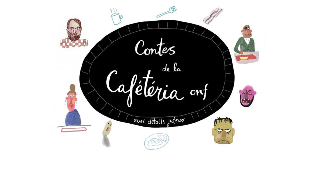 Contes de la cafétéria de l'ONF (agrémentés de détails juteux!)