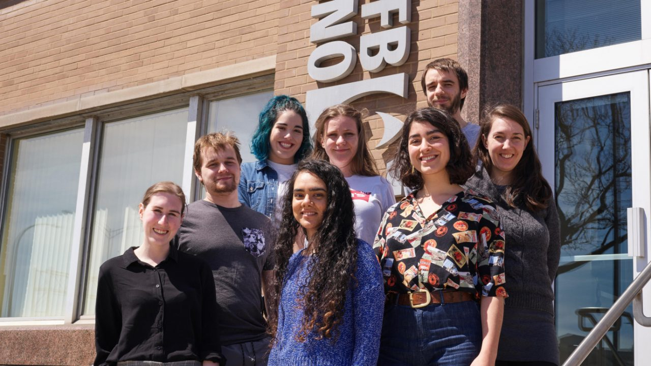 Les Jeunes pousses sont de retour à l'ONF et parlent de changements climatiques
