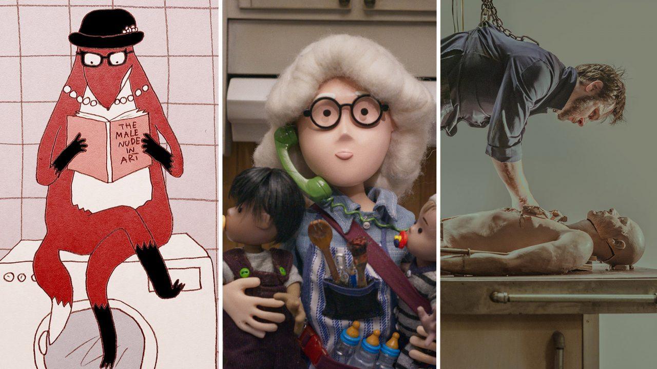 Trois nouveaux films d'animation à voir en mai