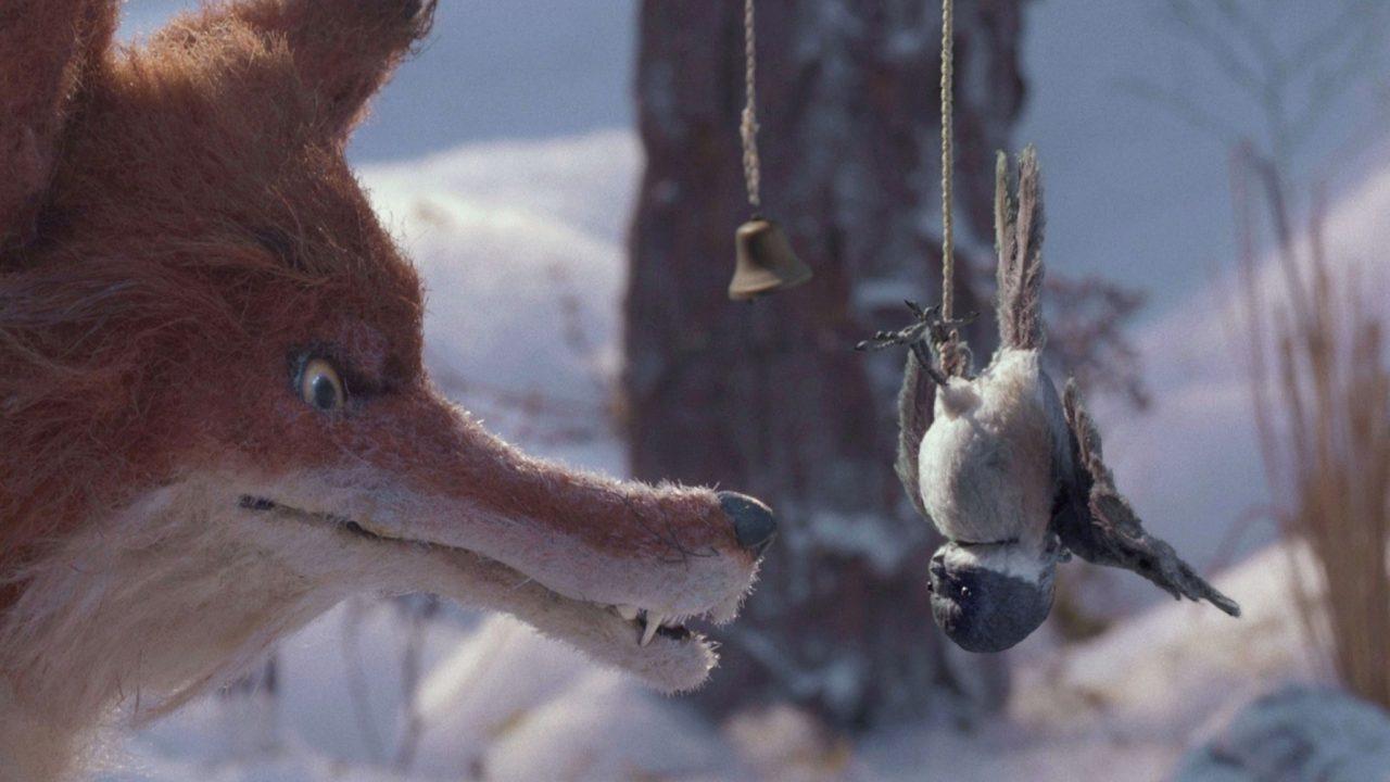 Mini-leçon – Le renard et la mésange
