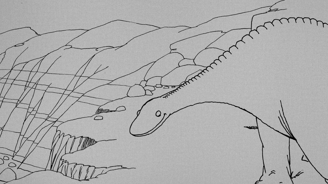 La résurrection de Gertie le dinosaure
