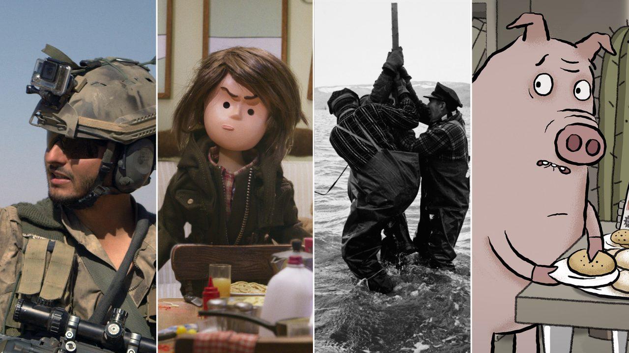 Les 10 films les plus vus sur ONF.ca en 2019