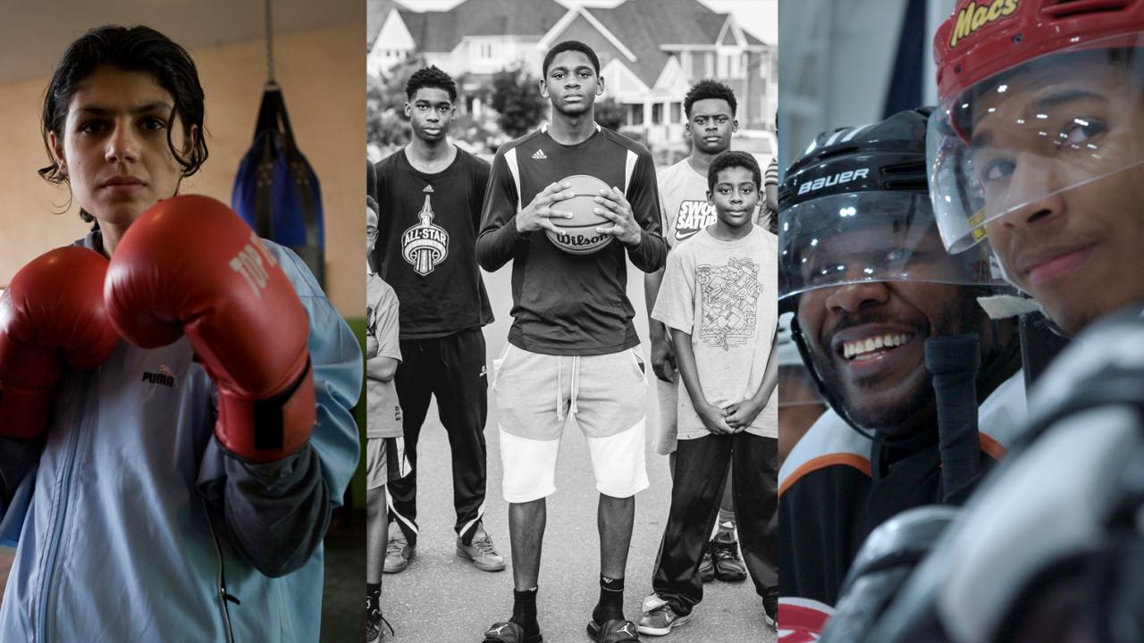 Les jeunes et le sport : culture, identité et résilience de l'esprit humain