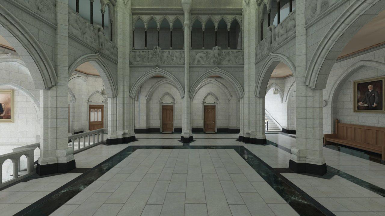 Deux façons inédites de découvrir le Parlement