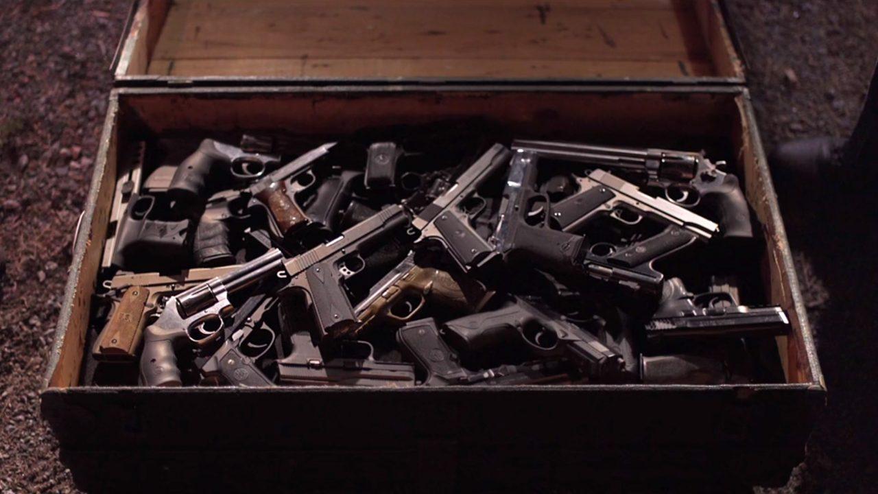 Forge fatale: Régler le compte des armes à feu illégales