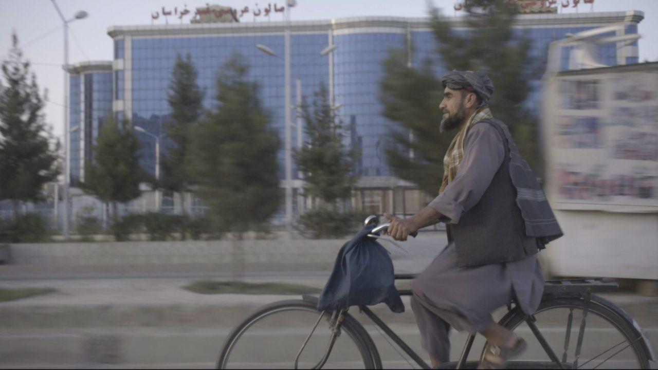 L'histoire interdite: sauver le patrimoine cinématographique de l'Afghanistan