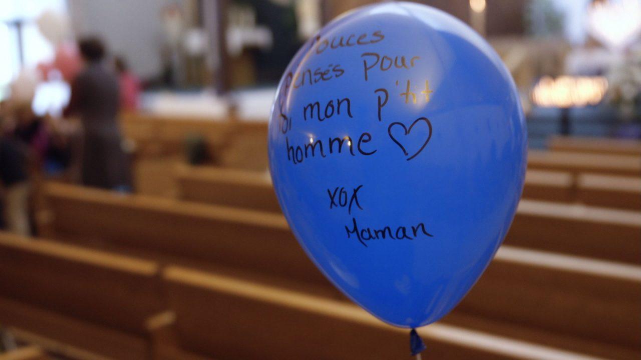 L'instant d'une vie : ouvrir le dialogue sur le deuil périnatal