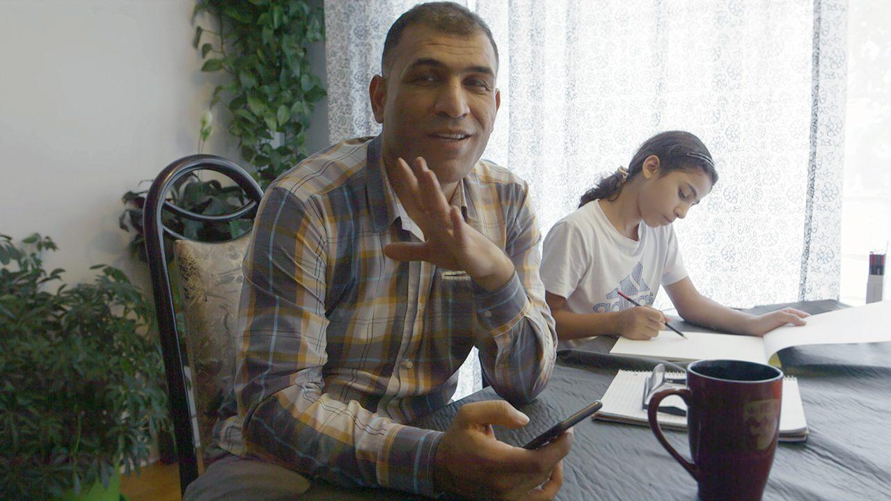 Loin de Bachar : La nouvelle vie de la famille al-Mahamid