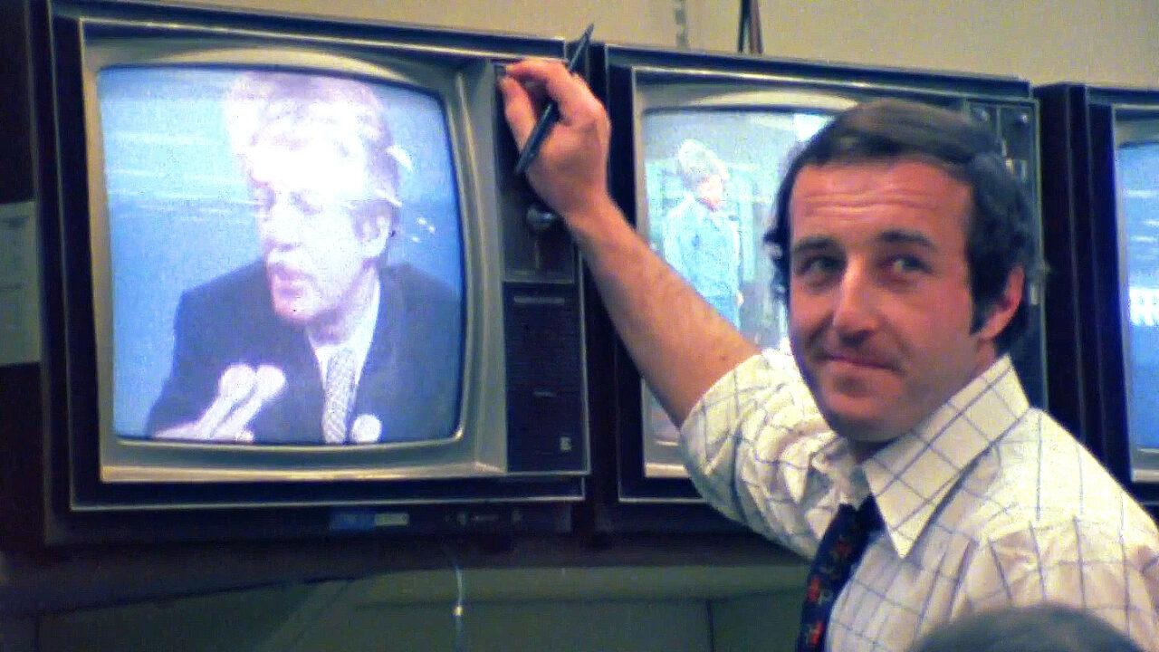 Derrière l'image : réflexion sur la télévision des années 1970