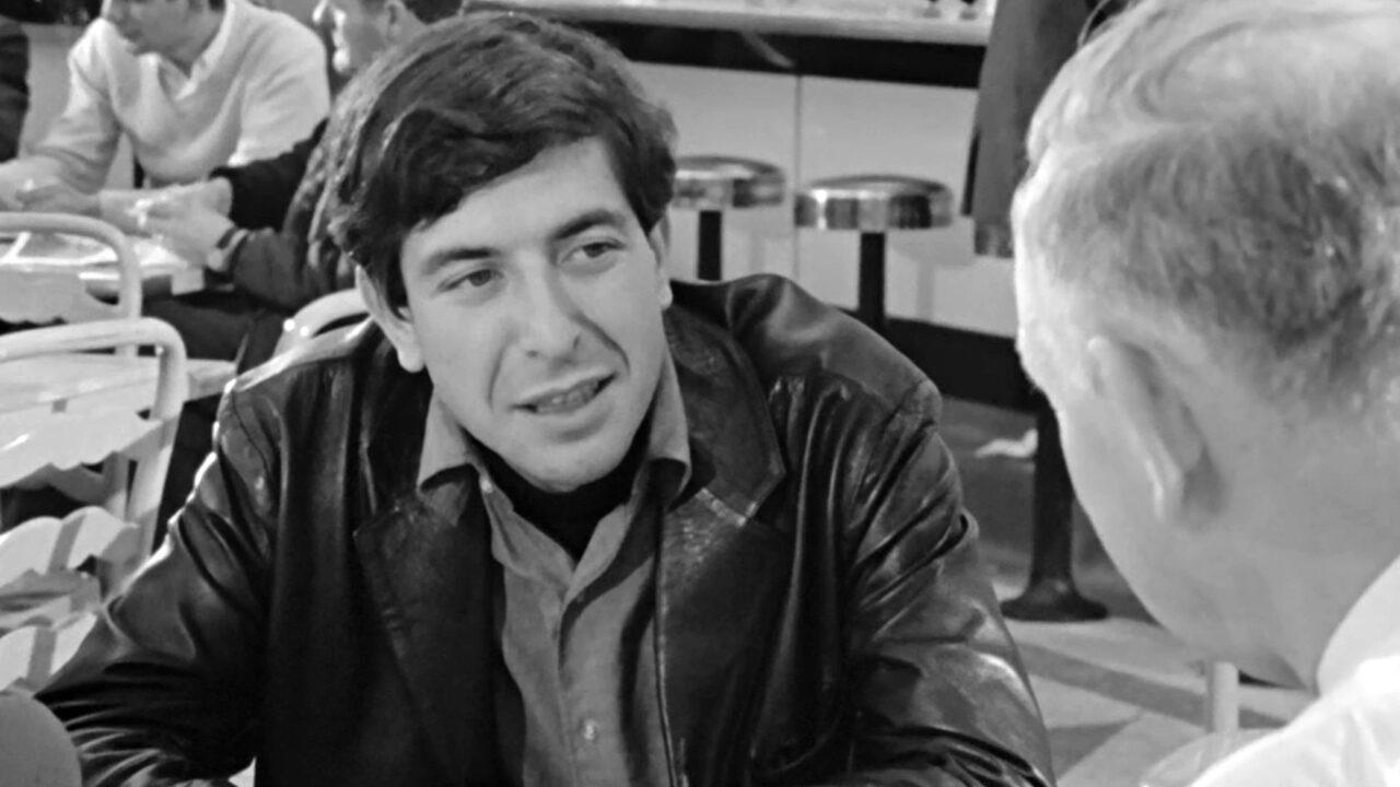 Un portrait de Leonard Cohen, vers 1965 | Perspective du conservateur