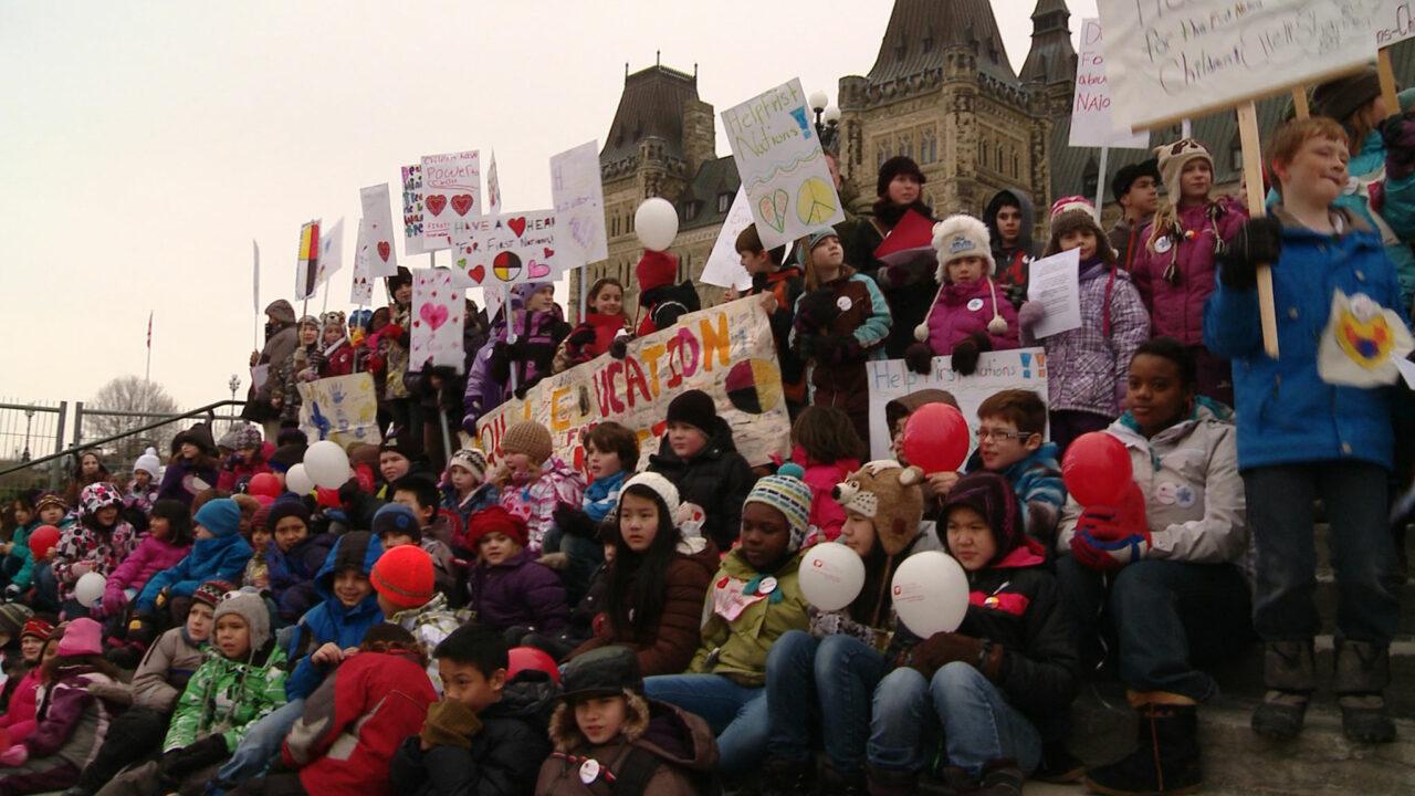La Semaine de la vérité et la réconciliation 2021 | Rédaction d'une Déclaration de réconciliation avec les élèves